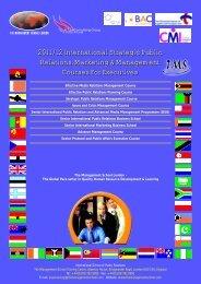 2 Int Strategic Public Relations for Execs - The Management School ...