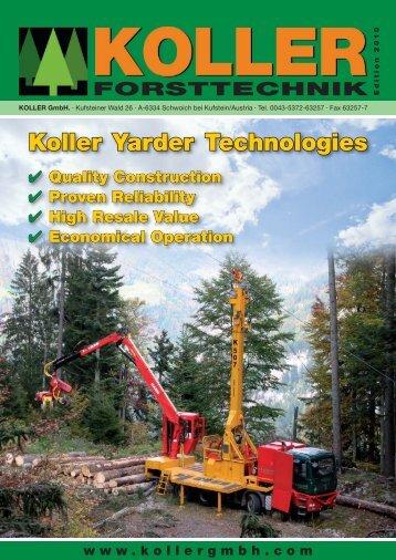 KOLLER GmbH. · Kufsteiner Wald 26