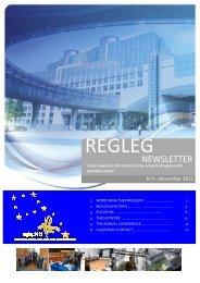 Newsletter Nº4: November 2011-EN - RegLeg