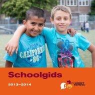 Schoolgids - De Haagse Scholen