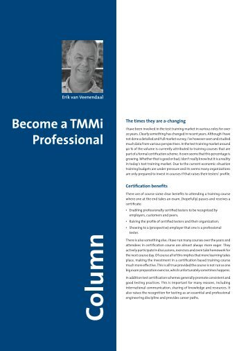 here - the TMMi Foundation