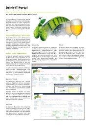 Drink-IT Portal - Prisma Informatik