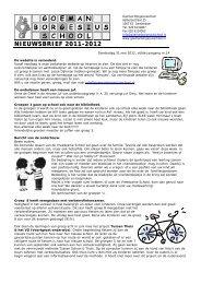 NIEUWSBRIEF 2011-201 22 - Goeman Borgesiusschool