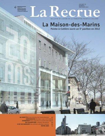 La Maison-des-Marins - Pointe-à-Callière