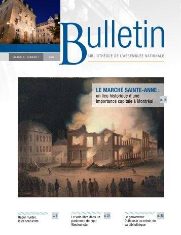 Le Marché Sainte-Anne : un lieu historique d'une ... - Pointe-à-Callière