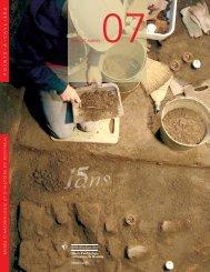 Rapport annuel 2007 - Pointe-à-Callière