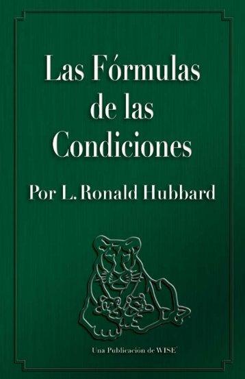 LAS FORMULAS DE LAS CONDICIONES