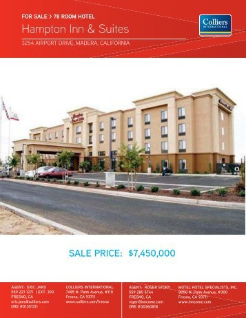Hampton Inn & Suites - Inncome.com