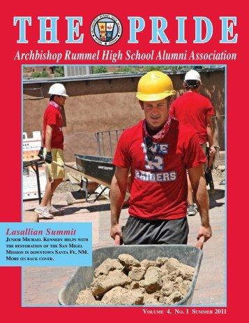 T h e P r i d e - Archbishop Rummel High School