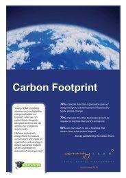Carbon Footprint - energyTEAM