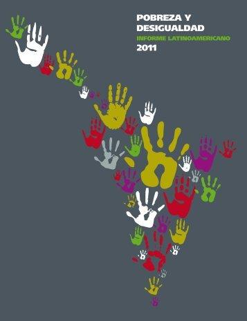 Pobreza y desigualdad, Informe Latinoamericano 2011 - IFAD