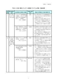 環境エネルギー部(PDF形式:580KB) - 山形県庁