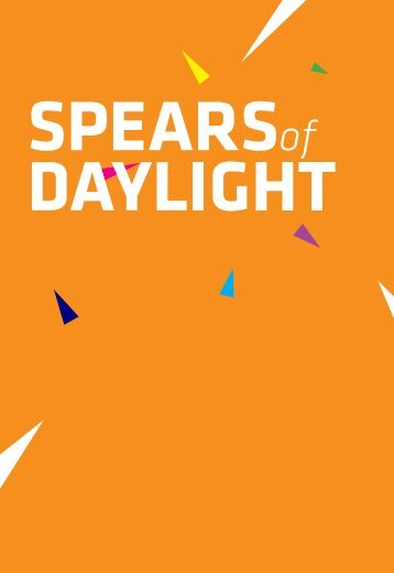 Spears of Daylight (PDF) - Arts & Health