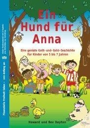 Musterkapitel Kinderbuch - CROWN Life Schweiz