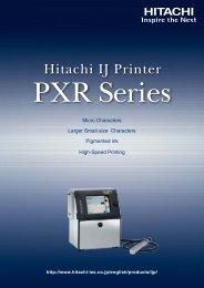PXR series (A4 size)