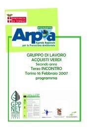 seconda edizione - Torino