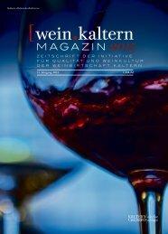 wein.Magazine 2015