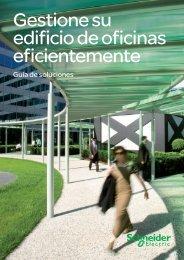 Gestione su edificio de oficinas eficientemente - Schneider Electric