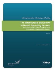 2000176-The-Widespread-Slowdown-in-Health-Spending-Growth-Implications-for-Future-Spending-Projections-and-the-Cost-of-the-Affordable-Care-Act-ACA-Implementation