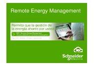 Presentación - Schneider Electric