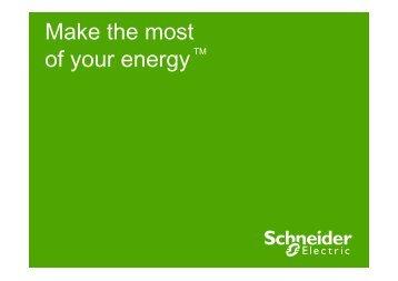 Presentación corporativa Schneider Electric España - 2011 (PDF ...