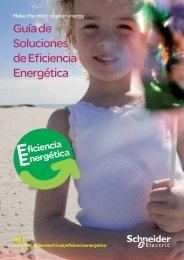 Guía de Soluciones de Eficiencia Energética - Schneider Electric