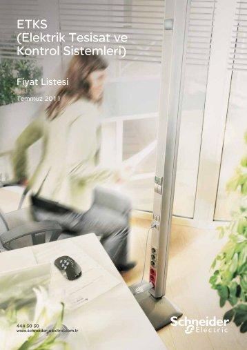 ETKS (Elektrik Tesisat ve Kontrol Sistemleri) - Schneider Electric