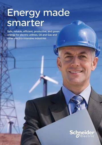 Energy made smarter PDF - Schneider Electric Eesti AS