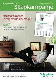 Last ned ny skapavis okt - des - Schneider Electric