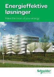 Energieffektive løsninger - Schneider Electric