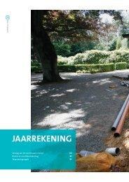 JAARREKENING - Aquafin