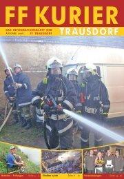 FF Kurier 2008 korr - bei der FF Trausdorf