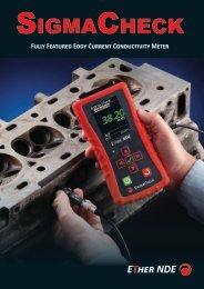 SigmaCheck EC Conductivity Meter - Namikon 2001