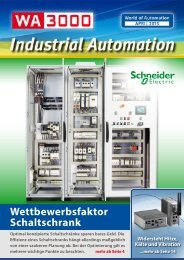 WA3000 Industrial Automation April 2015