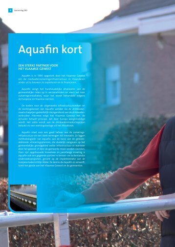 Aquafin kort