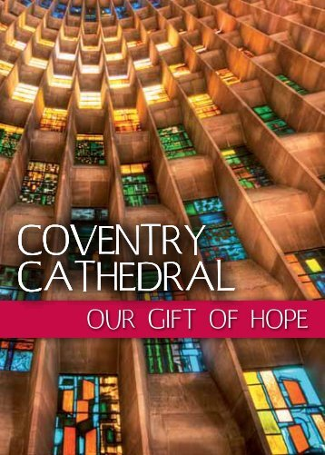 Here - Coventry Cathedral