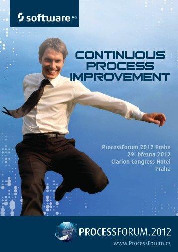 ConTinuous ProcEss ImProvEmEnT - CCB