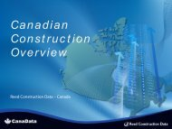 Canadian Construction Overview - Canada Consulting Engineers