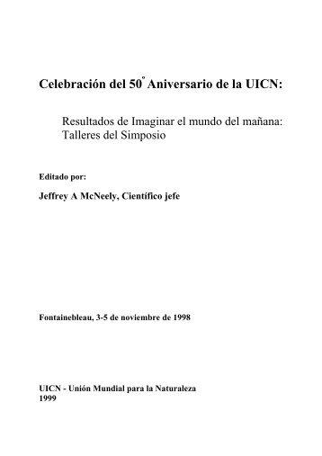 Celebración del 50 º Aniversario de la UICN - IUCN