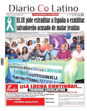 Edición 09 de Abril de 2015