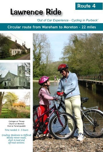 Lawrence Ride - Walk and Cycle Britain