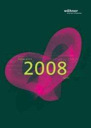Catálogo general 2008Español - Coeva