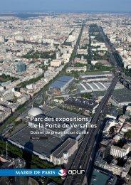 Parc des expositions de la Porte de Versailles - Ville de Paris