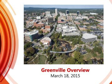 Greenville Overview
