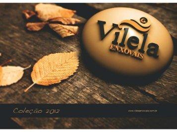 Catálogo Vilela 2012