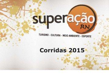 Corridas 2015