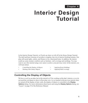 Interior Design Tutorial - Home Design Software