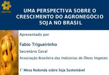 SOJA - ABIOVE - Associação Brasileira das Indústrias de Óleos ...