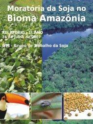 Bioma Amazônia - ABIOVE - Associação Brasileira das Indústrias de ...