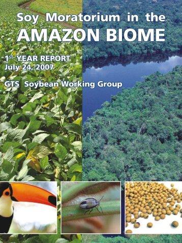 AMAZON BIOME AMAZON BIOME - MVO Nederland